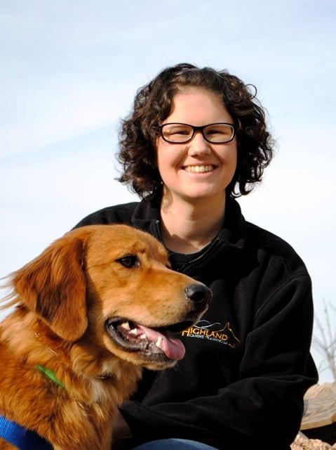 brandi wallwork service dog coordinator