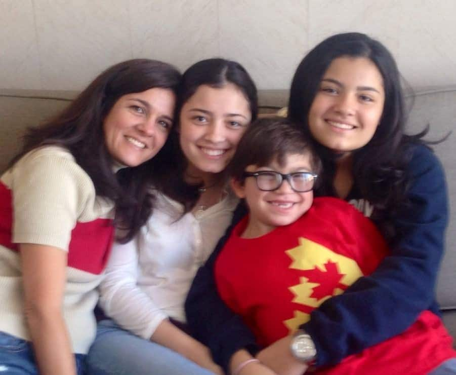 Family gathering mobility testimonial