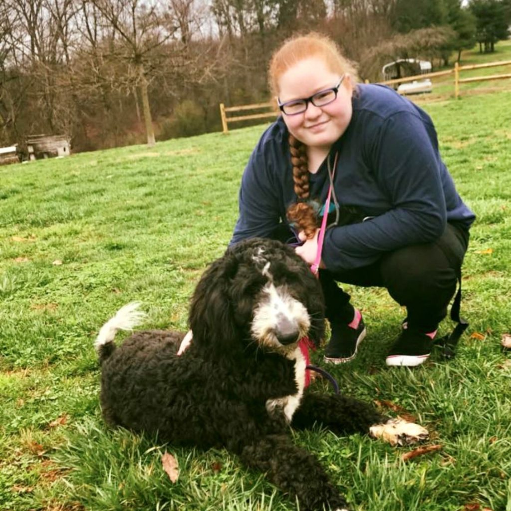 Autism Service Dog for Teenager